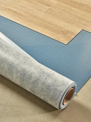 Klik PVC ondervloeren